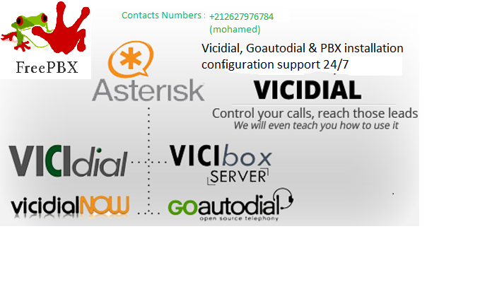 Vicidial Ports
